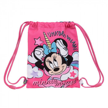 Torba JUNIOR GYM BAG MINNIE MOUSE UNICORNS