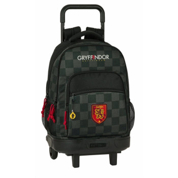 Školski Ranac BACKPACK WITH WHEELS COMPACT HARRY POTTER GRYFFINDOR