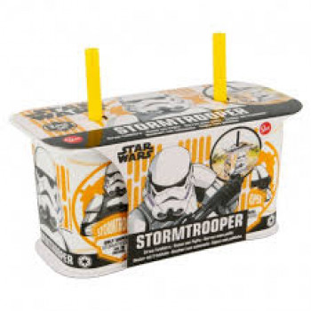 Set čaša za jogurt STOR - STAR WARS