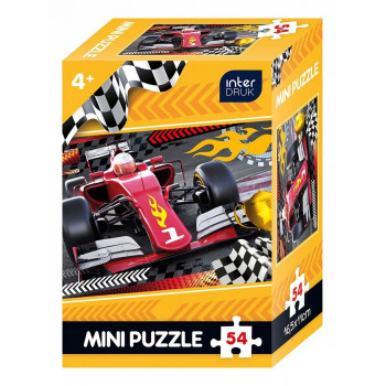 Mini puzle FORMULA1