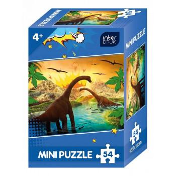 Mini puzle DINOSAUR