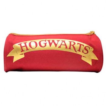 Pernica HARRY POTTER BARREL PENCIL CASE HOGWARTS