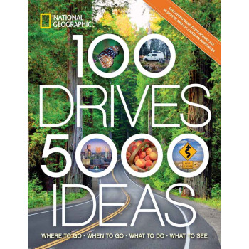 100 DRIVES, 5000 IDEAS
