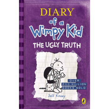THE UGLY TRUTH Diary of a Wimpy Kid book 5