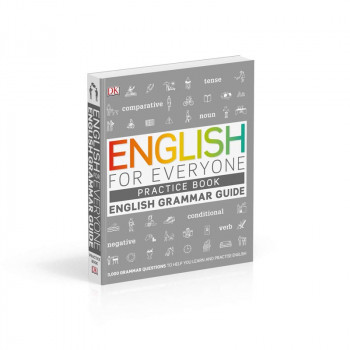 ENGLISH FOR EVERYONE ENGLISH GRAMMAR PRACTICE BOOK