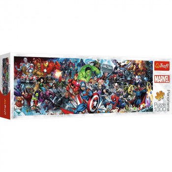 Puzzle MARVEL Join the Marvel Univers 1000