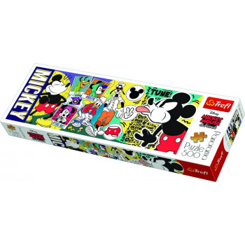 Puzzle DISNEY Mickey Mouse and Friends 500