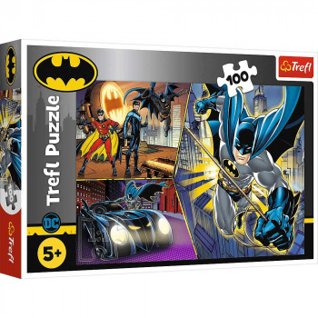 Puzzle BATMAN Fearless Batman 100