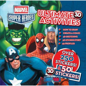 MARVEL ULTIMATE ACTIVITIES