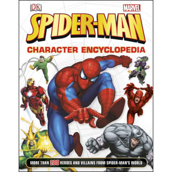 SPIDER MAN CHARACTER ENCYCLOPEDIA