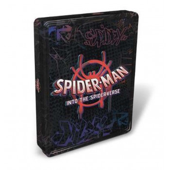 SPIDER MAN TIN