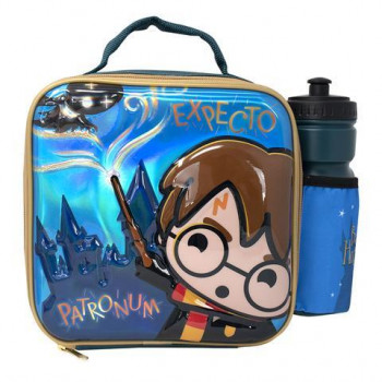 Torba za užinu A5 HARRY POTTER Kawaii 3D