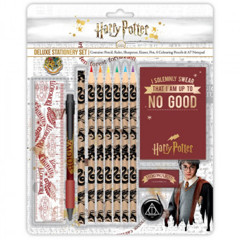 Školski set HARRY POTTER Deluxe