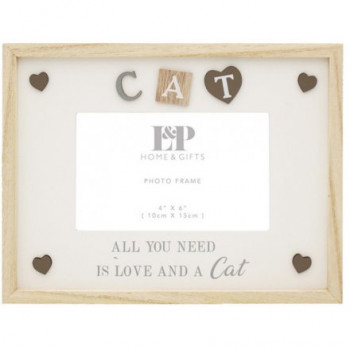 SENTIMENTS CAT  ram za sliku 10X15
