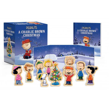 A Charlie Brown Christmas Collectible Set
