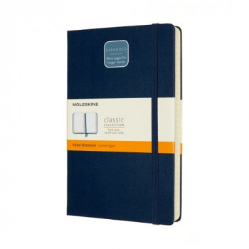 Notes A5 MOLESKINE Classic Soft plavi TP