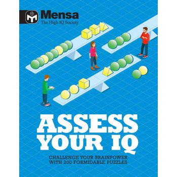 MENSA ASSESS YOUR IQ