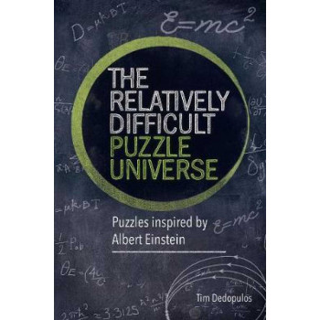 EINSTEINS RELATIVELY DIFFICULT PUZZLE UNIVERSE