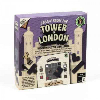 PROFESSOR PUZZLE Escape from the tower of London