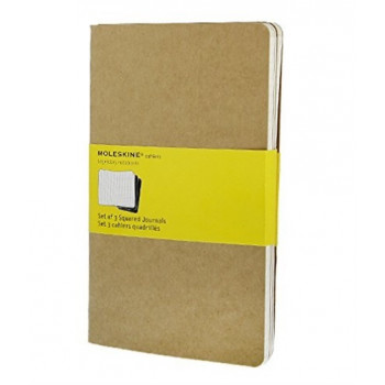 MOLESKINE notes BROWN