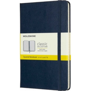 MOLESKINE notes safirno plavi