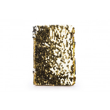 Notes GOLD GLITTER MINI
