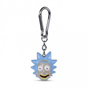 Privezak RICK AND MORTY - Rick