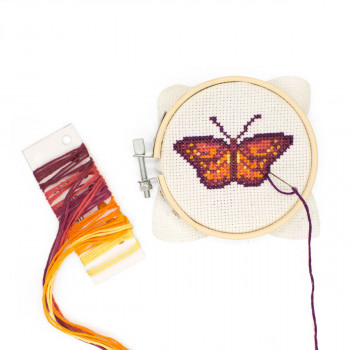 Set za vez BUTTERFLY mini