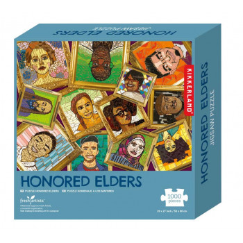 Puzzle HONORED ELDERS