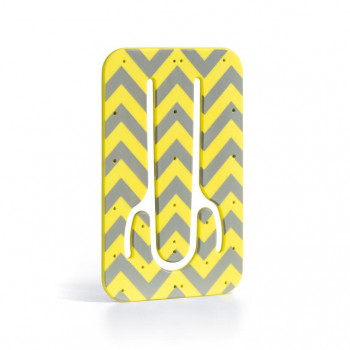 Držač za telefon YELLOW CHEVRON