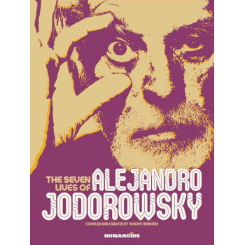 THE SEVEN LIVES OF ALEJANDRO JODOROVSKY