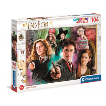 Puzzle HARRY POTTER 104 kom