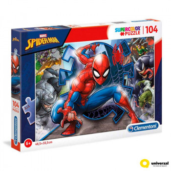 Puzzle SPIDERMAN 104 kom