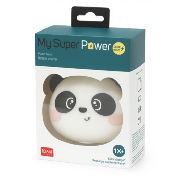 POWER BANK - PANDA  2600 mAh