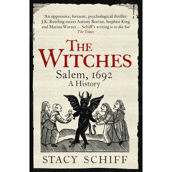WITCHES SALEM 1692