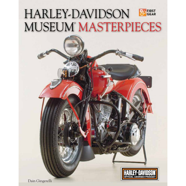 HARLEY DAVIDSON Museum Masterpieces