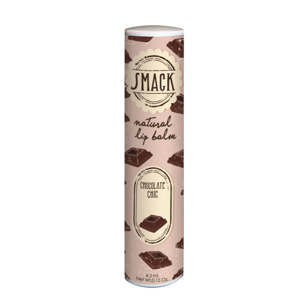 Balzam za Usne SMACK NATURAL LIP BALM CHOCOLATE CHIC