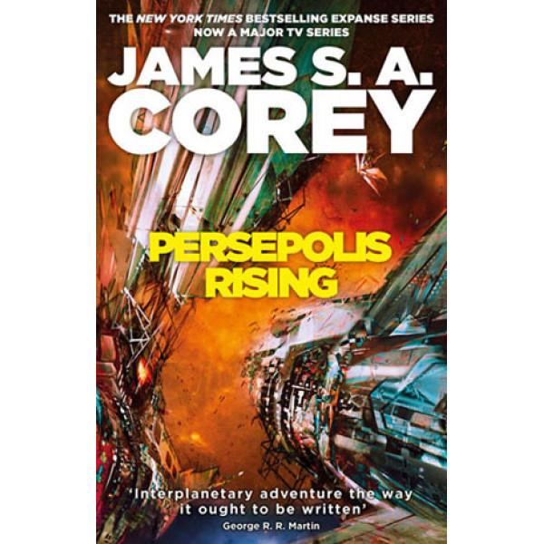 PERSEPOLIS RISING - James S. A. Corey | Knjižare Vulkan
