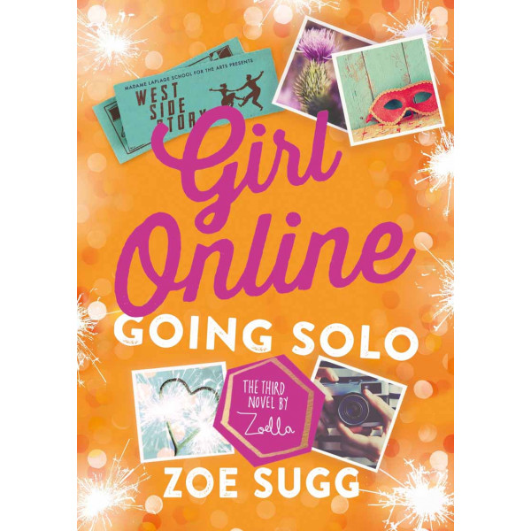 GIRL ONLINE: GOING SOLO pb
