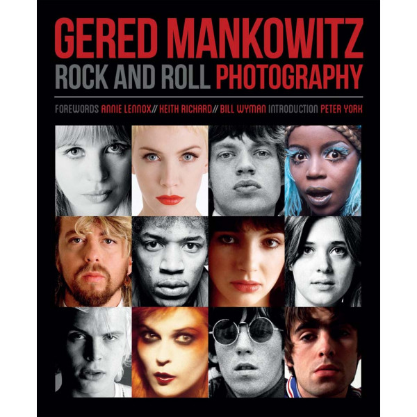 GERED MANKOWITZ ROCK AND ROLL PHOTOGRAPHY