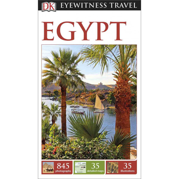 EGYPT EYEWITNESS TRAVEL GUIDE