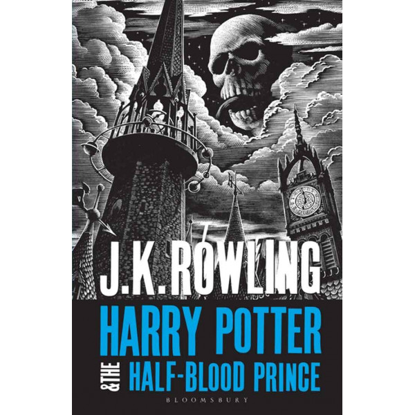 HARRY POTTER AND THE HALF BLOOD PRINCE adult