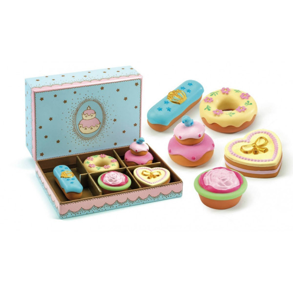 Set za igranje PRINCESSES CAKES