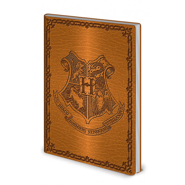 Notes A5 HARRY POTTER Hogwarts, Flexi-Cover