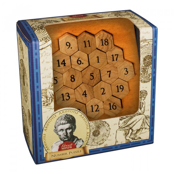 ARISTOTLE'S NUMBER PUZZLE