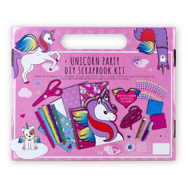 Kreativni set UNICORN PARTY