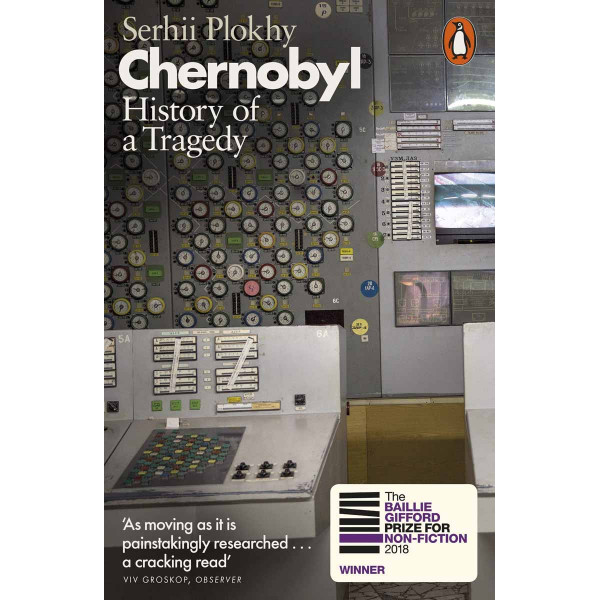 CHERNOBYL a History of a Tragedy