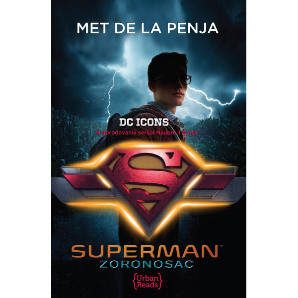 SUPERMAN Zoronosac DC LEGENDE 4
