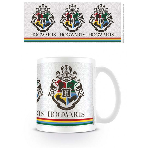 Šolja HARRY POTTER Hogwarts Stripe