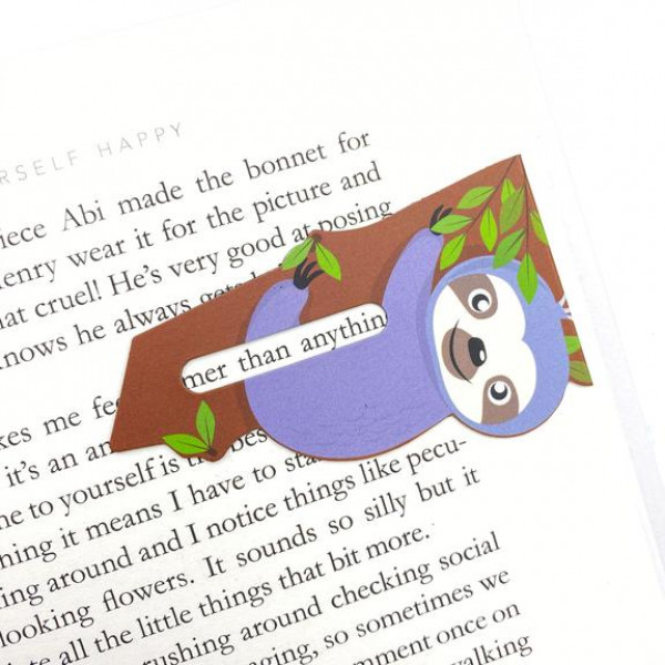Bookmarker LINEMARKERS SLOTH